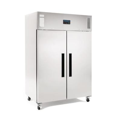 Armoire réfrigérée positive gastro double porte 1200L