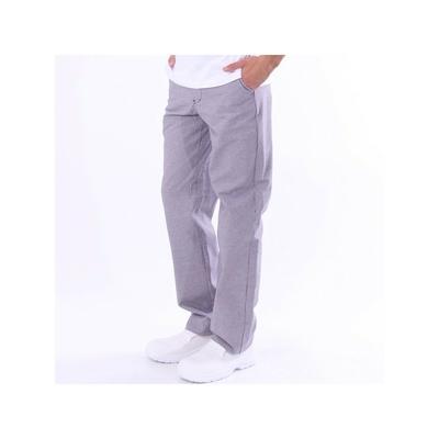 Pantalon pied de poule 100% coton T.40 DERNIERE PIECE