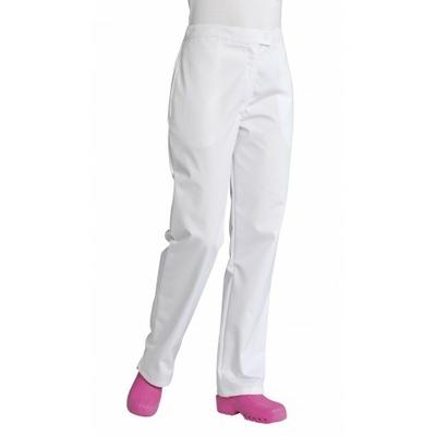 Pantalon Médical ou cuisine Femme  Blanc