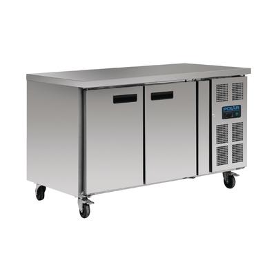 Table réfrigérée INOX 282L