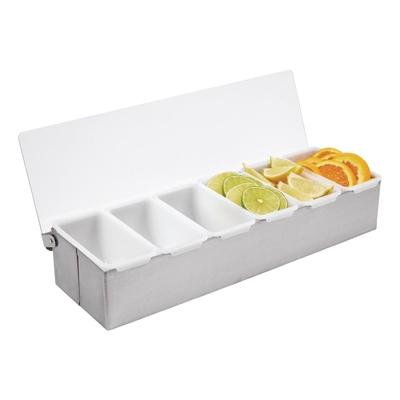 Boîte à compartiments 6x 475ml