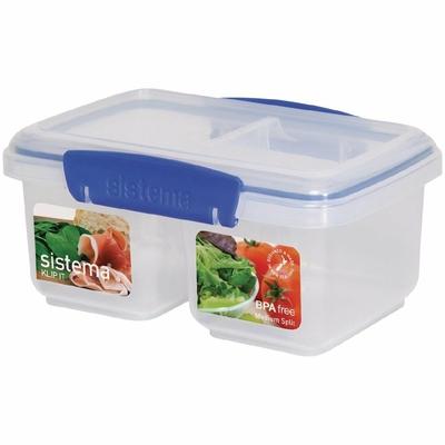 Boîte à compartiments Sistema 1L