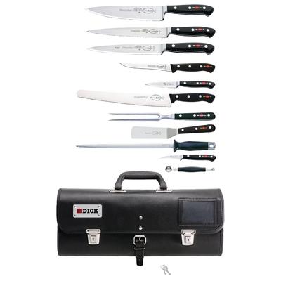 Malette de 11 couteaux forgé Dick Premier Plus