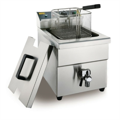 Friteuse induction inox 7,5L 3000w