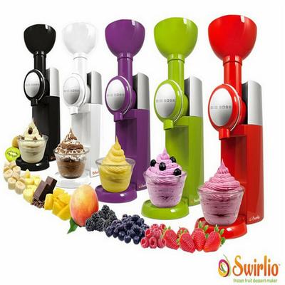 Machine À Crème Glacée Électrique Ice Cream Maker