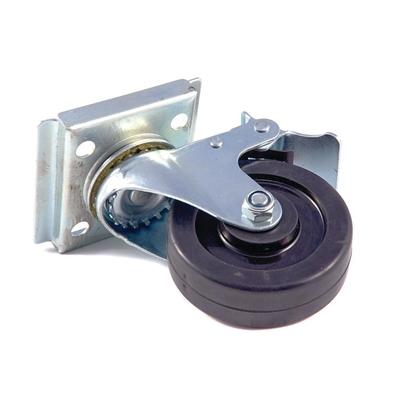 Roulettes avec frein pour réfrigérateurs et congélateurs verticaux Polar