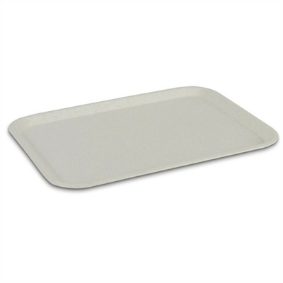 Plateau de service en polyester Roltex GN1/2 325x265mm blanc perle