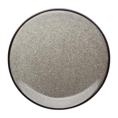 Assiettes plates rondes Mineral 280mm par 4