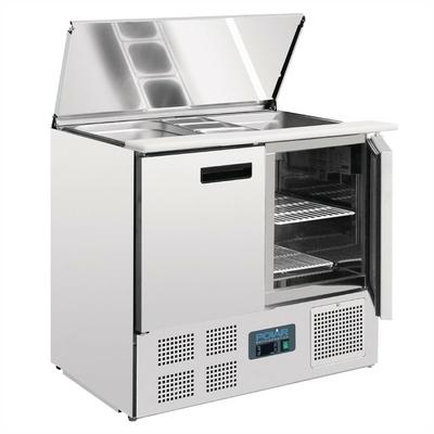 Comptoir réfrigéré à salades 240L