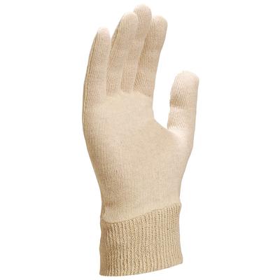 Paquet de 16 sous-gants tricot coton