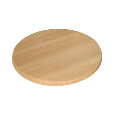 Plateau de table rond Bolero hêtre 600mm