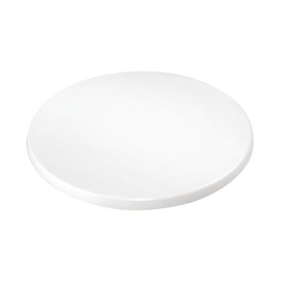 Plateau de table rond 600mm blanc