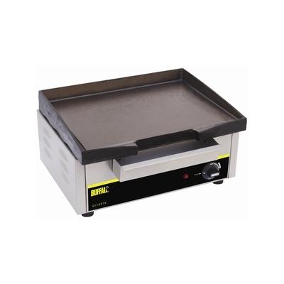 Plaque de cuisson électrique en fonte lourde 385 x 280mm