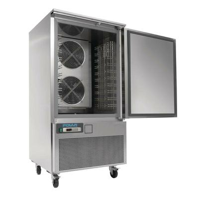 Cellule de refroidissement surgélation rapide 10x GN1/1  240L