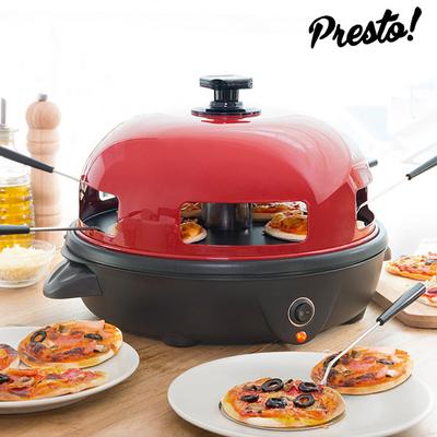 Four à minipizzas Pizzini Forno Chef! 700W