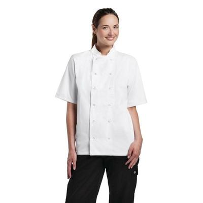 Veste blanche à manches courtes Boston Whites