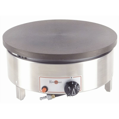 Crêpière à gaz propane Krampouz CGBIK4AC PROP 6000W