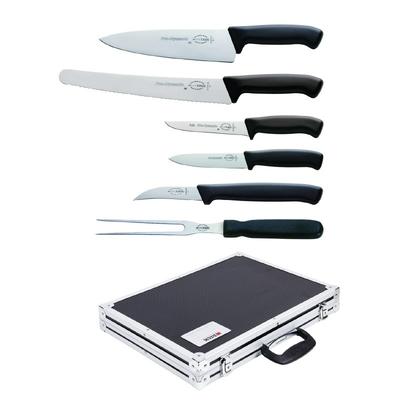Mallette de couteaux magnétique Dick 6 pcs