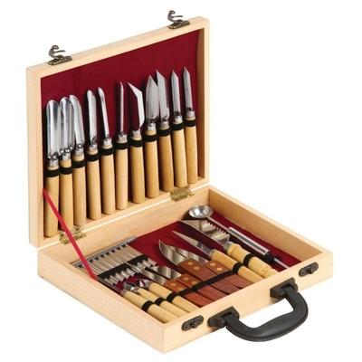 Mallette de décoration 22 outils