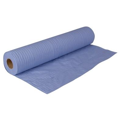 Grand rouleaux de papier Jantex bleu par 12