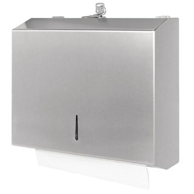 Distributeur d'essuie-mains en acier inoxydable