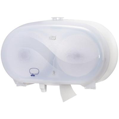 Distributeur de papier toilette compact Tork