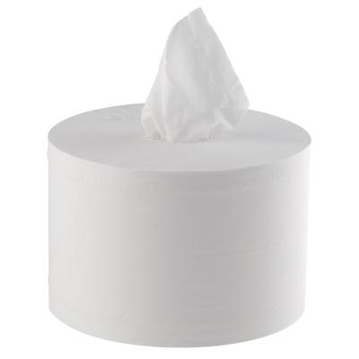 Rouleau de papier toilette à alimentation centrale Tork Smart One par 6