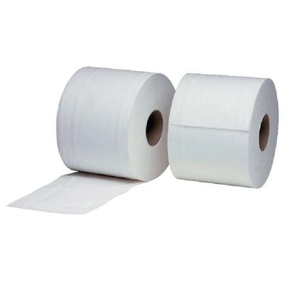 Rouleau de papier toilette double épaisseur Jantex par 36