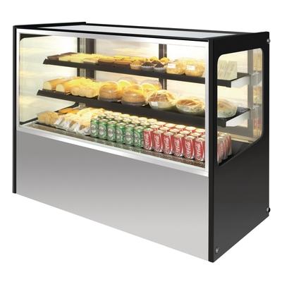 Vitrine réfrigérée de service 500L