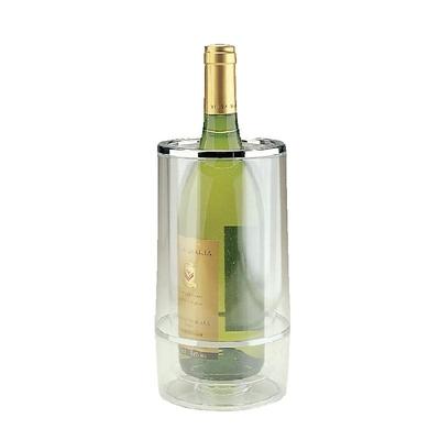 Rafraîchisseur à vin en acrylique APS transparent