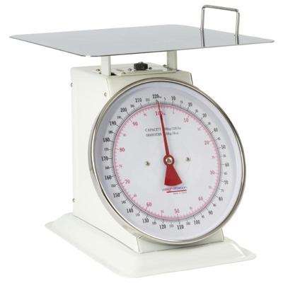 Balance avec plateau extra large 100kg par 200gr