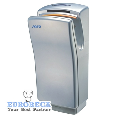 Sèche-mains vertical à air pulsé 1400w
