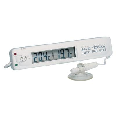 Thermomètre sonde à réfrigérateur et congélateur avec alarme