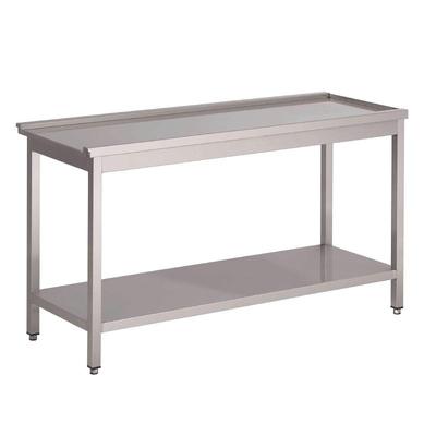 Table de sortie 80cm pour modèle à capot
