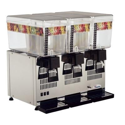 Distributeur de boissons réfrigérées Santos 3x 12L