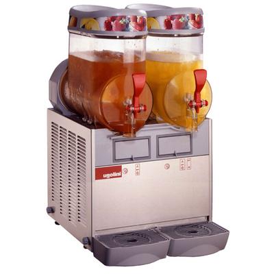Machine à Granités et Milkshakes 2x 6L