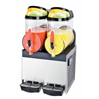 Machine à boissons frappées Granita 2x10 litres 400W