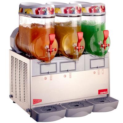 Machine à Granités et Milkshakes 3x 6L 1300W