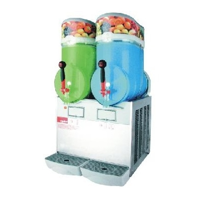 Machine à Granités et Milkshakes 2x 15L 1600W