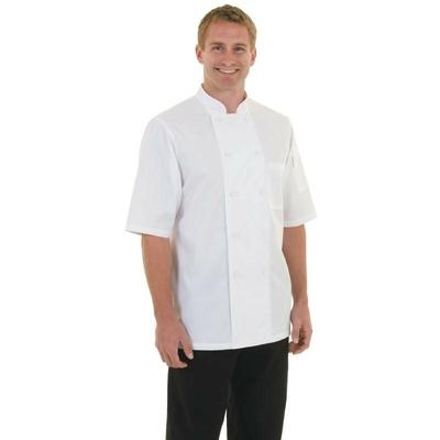 Veste de cuisinier Cool Vent Montreal blanche