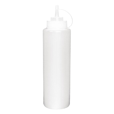 Distributeur de sauce 682ml transparent