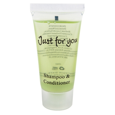 Shampoing et après-shampoing Just for You