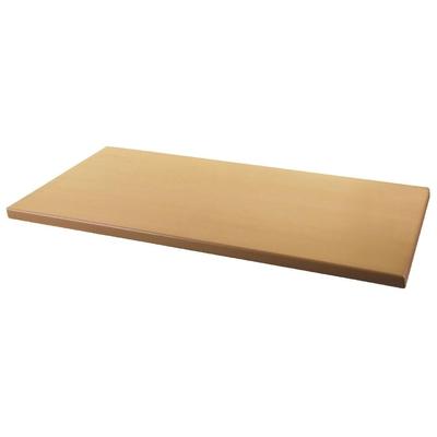 Plateau de table rectangulaire Werzalit hêtre 1100mm