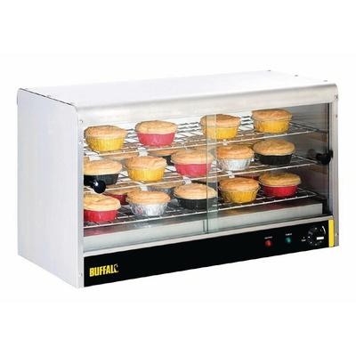 Vitrine chauffante 60 tartes