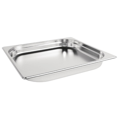 Bac Gastronorme inox GN 2/3 40mm