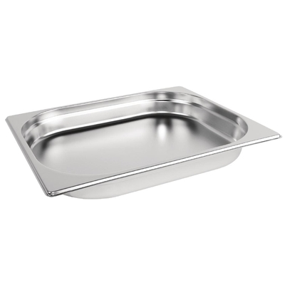 Bac Gastronorme inox GN 1/2 40mm