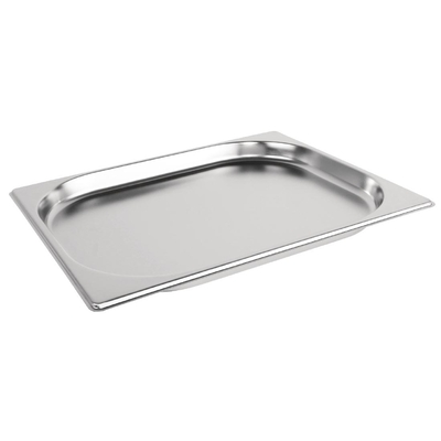 Bac Gastronorme inox GN 1/2 20mm