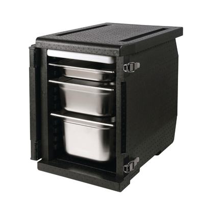 Conteneur Thermo Future Thermobox GN à chargement frontal 93L