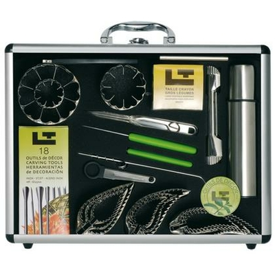 Malette 45 outils décor Tellier