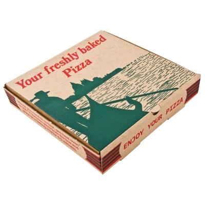 Boîtes à pizza 228mm par 100